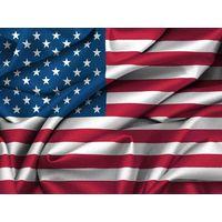 Флаг США 90Х135 см.