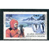 Чили. 25 лет чилийского антарктического института