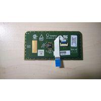 Тачпад сенсорной панели Synaptics 920-001019-02 Rev. A от ноутбука Toshiba satellite c870-d7k.