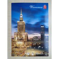 "Открытка ""Варшава"""