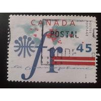 Канада 1995 символика