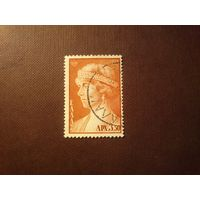 Греция 1956 г.Королева София.
