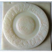 Форма для изготовления барельефа ГРЕЦИЯ диаметр 25 см.