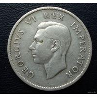 ЮАР. 2 шиллинга 1942 г.