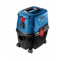 Пылесос BOSCH GAS 15 PS (1200 Вт, 15 л, класс: L, самоочистка: полуавтомат), професиональный.