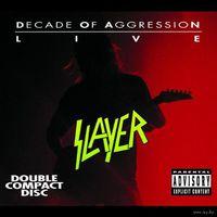 "Slayer   - 2CD "" Live: A Decade of Aggression""    Original  1991 /  made in Canada"