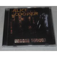 Alice Cooper - Brutal Planet (2000, заводской аудио-CD)