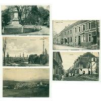 5 открыток дореволюционных черно белых Европа (Вими, Льевен, Чермизы, Мерикур, Ринтельн) ПМВ