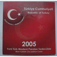 Турция, набор, 2005