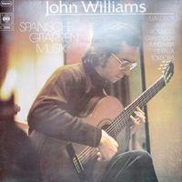 John Williams/Spanische Gitarren Music/1976,CBS, 2LP,NM, Holland