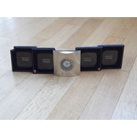 Часы настольные с фоторамками мини формата (винтаж)