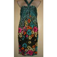 Красивое Платье сарафан на лето р-р 44
