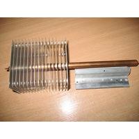 Радиатор с фреоном для усилителя