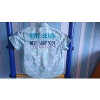Рубашка для мальчика р.104-110 ф.Next.Стильная,модная