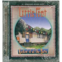 DVD-Audio, Multichannel Little Feat - Kickin' It At The Barn (2003)