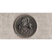 Кипр 100 милей 1982/фауна(Uss)