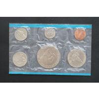 """США, набор монет """"200-летие США"""", 1976"""