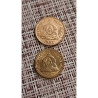 Гондурас 1 сентаво 1957 г ( не магнит )