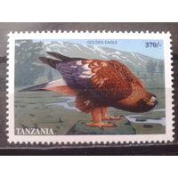Танзания 1997 Птица ** Михель-1,9 евро