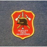 Шеврон пожарных Дании