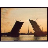 Аэрофлот - Ленинград Белые ночи Мост