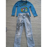 Модный комплек для мальчугана Gloria Jeans