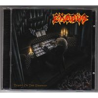 "CD - EXODUS- ""TEMPO OF THE DAMNED"" 2004 - Irond Rec/"