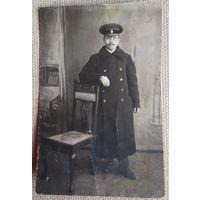 Фото мужчины. До 1917 г. 9х13 см