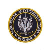 Полиция, антитеррористический отдел г. Познань-2