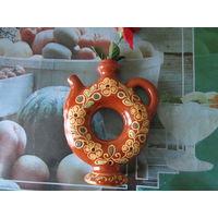 Оригинальная ваза-кувшин