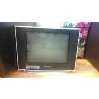 Продам телевизор Samsung - отличное состояние, модель CS-21Z47ZQQ