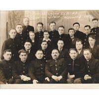 Фотография \дор.тех. школы\г.Могилев 1956 год.