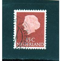 Нидерланды. Ми-621.Королева Юлиана. 1953