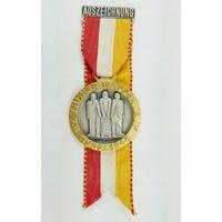 Швейцария, Памятная медаль 1968 год.