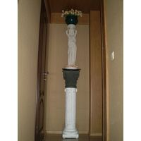 Дева и Римская колонна ( комплект )