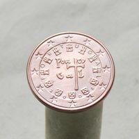 Португалия 5 евроцентов 2008