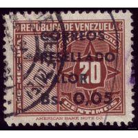 1 марка 1965 год Венесуэла 1612