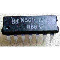 Микросхема К561ЛП2