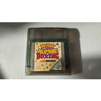 Ready 2 Rumble Boxing Nintendo Gameboy Color