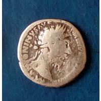 Денарий Рим  14
