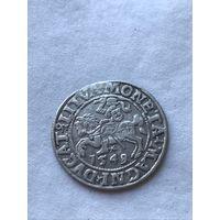 Полугрош 1549   - с 1 рубля.