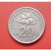 71-29 Малайзия, 20 сен 1998 г.