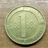 1 марка 1993  Финляндия