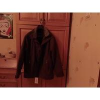 Новая новая мужская куртка  р-р 48-50