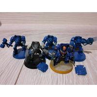 Терминаторы космодесанта (Warhammer 40.000)