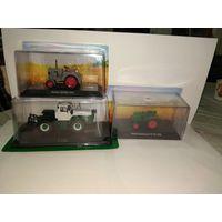 Тракторы: история, люди, машины 98+78+81
