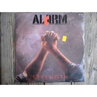 Maxi single ( 45 rpm ) - Alarm - Strength - MCA Records, England