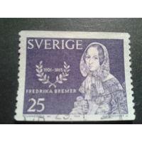 Швеция 1965 писательница