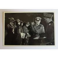 Олимпиада 1936 г. Третий Рейх. Группа номер 54, отличное состояние...