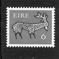 Ирландия. Стандарт. Раннее ирландское искусство.  6.  Wz.2